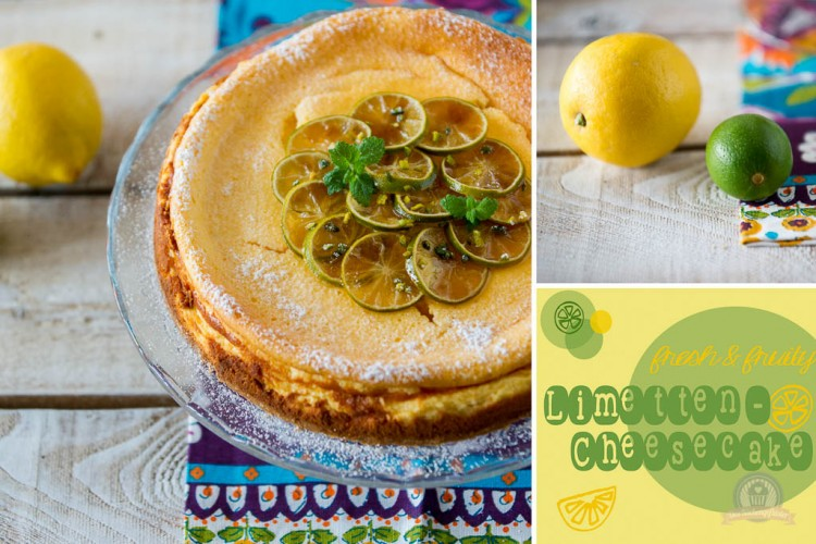 Limetten-Cheesecake – ich back´s mir im April…