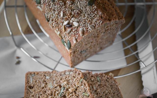 5-Minuten-Vollkornbrot – das schnellste Brot aller Zeiten…