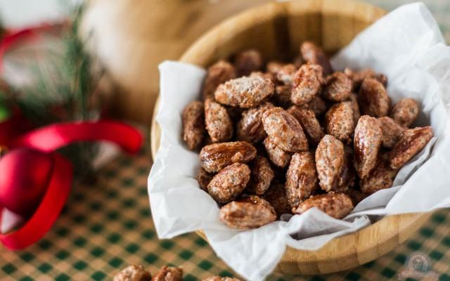 Gebrannte Mandeln – so lecker wie auf dem Weihnachtsmarkt…
