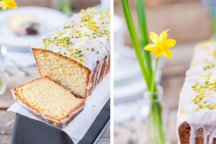Zitronenkuchen extrafein – damit lasse ich den Frühling endlich herein!
