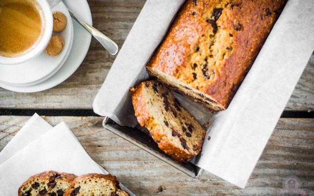 Banana Bread – Schokoholics aufgepasst!