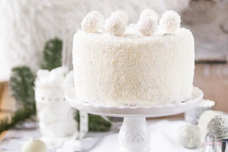 Raffaello Torte, Marshmallows und Co. – mit vielen Leckereien ins neue Jahr…